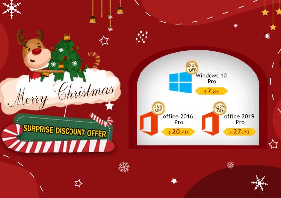 ukey keys Windows Office 2020 navidades