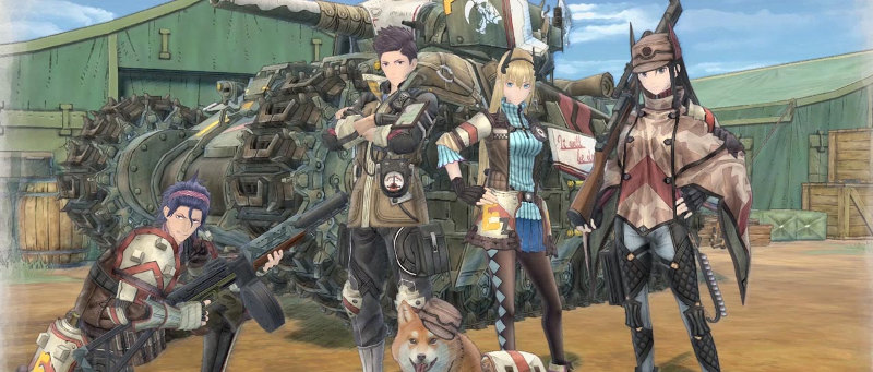 valkiria chronicles 4
