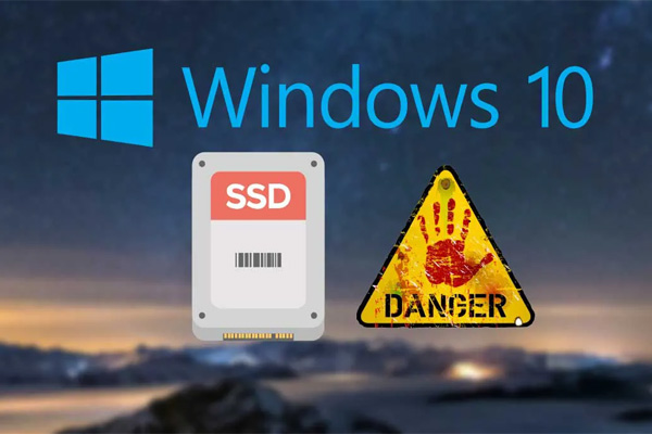 windows 10 mata tu ssd