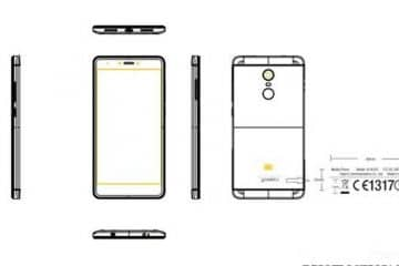 xiaomi-redmi-note-5 leak design
