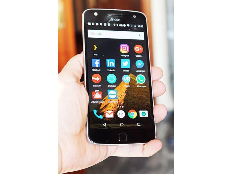 z Moto Z Play Review NewEsc foto