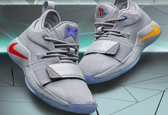 zapatilla PlayStation diseño conceptual